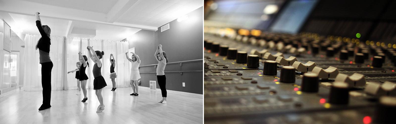 Music & Dance Studio